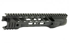 "FORTIS NIGHT RAIL 556 10"" MLOK BLK"