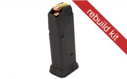 MAGPUL PMAG FOR GLOCK 19 15RD BLK - Rebuild Kit
