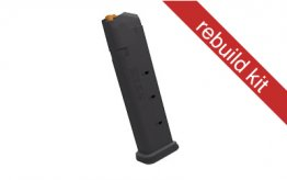 MAGPUL PMAG FOR GLOCK 17 21 Round - BLK - Rebuild Kit