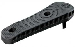 MAGPUL ENHANCED RUBBER BUTTPAD BLK