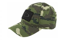 OAK SI CAP CORE CAMO L/XL