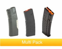 Multi Pack: Hera, Hexmag, Amend2 30 Round 5.56 Black Mags