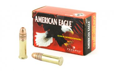 FED AM EAGLE 22LR HV HP 40/4000