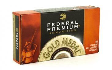FED GOLD MDL 300WN 190GR BTHP 20/200
