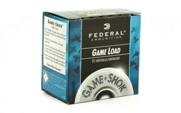 "FED GAME LOAD 16GA 2 3/4"" #6 25/250"